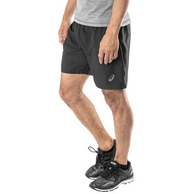 asics 7In - Short running Homme - noir